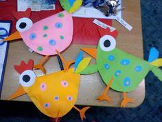 Hody, hody, doprovody – Dagmar Mandíková – album na Rajčeti Indoor Activities For Kids, Easter Activities, Preschool Crafts, Easter Art, Easter Crafts, Spring Crafts For Kids, Art For Kids, Wire Crafts, Diy And Crafts