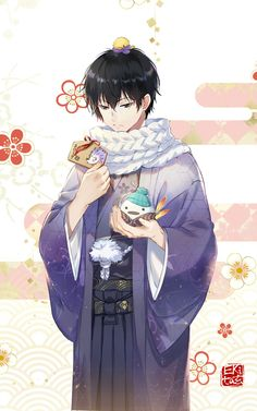 Manga Boy, Anime Manga, Anime Art, Reborn Katekyo Hitman, Hitman Reborn, Reborn Anime, Evil Anime, Anime Kimono, Cool Anime Guys