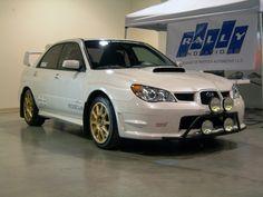 2006-2007 Subaru Impreza WRX/STi Rally Light Bar by Rally Innovations