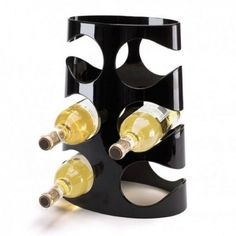 Umbra Grapevine Wine Rack - Black [D] - Gifts for the Home