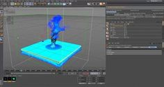 Controlling Turbulence FD with X-Particles in Cinema 4D, Cinema 4D Tutorials, Cinema 4D Tutorial, Quick Tip: Total control over Turbulence FD with X-Particles, CINEMA 4D TIP: CONTROLLING TURBULENCE FD WITH X-PARTICLES, X-Particles in Cinema 4D, X-Particles, Turbulence FD, Turbulence FD with X-Particles in Cinema 4D, Turbulence FD with X-Particles, Augenhorn