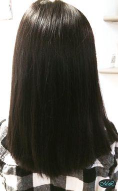 Kid Cut: From Long Hair to Short Hair #hairbymichlopez #straighthair…