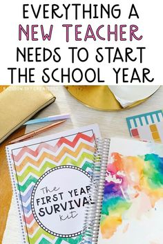 First Year Teacher Resource Pack (New Teacher) 1st Year Teachers, First Year Teaching, Primary School Teacher, Primary Teaching, Student Teaching, Elementary Teacher, Teaching Tips, Teaching Biology, Math Teacher