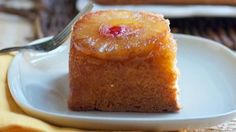 Blogger Cheri Liefeld of Adventures in the Kitchen shares a recipe for a boozy pineapple upside-down cake.  Learn to make this recipe with our how-to  article.