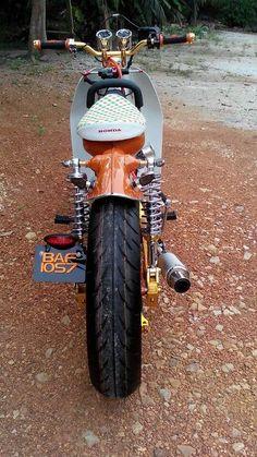 Endasakti Streetcub Honda (10)
