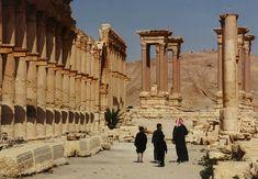 Palmyra, Syria - Travel Photos by Galen R Frysinger, Sheboygan, Wisconsin
