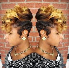 Love this cut and color