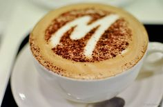 M cappuccino