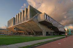 Aula Congrescentrum, Netherlands