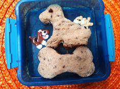 El Lunch de mi Enano: Dia de perros!