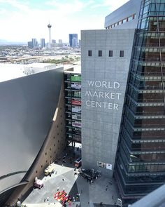 Such a great view of the strip from thetop of - hope to see you again soon! Las Vegas World, See You Again Soon, World Market, Design Lab, Great View, Skyscraper, Multi Story Building, Tours, Marketing
