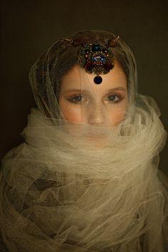 """Isadora"" — Creative Director/Photographer: Candice Ghai – Twin Sisters Photography Jewelry: Shalottlilly Hair/Makeup: Allyson Bryce Richard Model: Avi Lake"