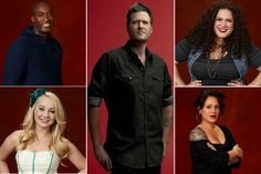 Team Blake on The Voice down to 4