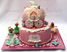 ..süßes sonst wird's herzhaft..: Darf ich vorstellen...Cinderella... :-)