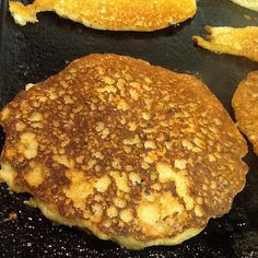 Amaranth grain pancakes -#detox friendly #gluten-free, egg free, soy free, dairy free by GFDoctor, via Flickr