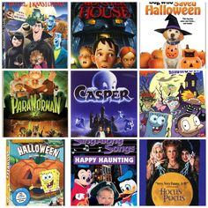 Halloween is just around the corner!  Plan a family friendly spooky movie night with these 10 Halloween movies for just $10 or less!