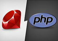 Comparing Ruby and PHP:  Why Is It Worse to Switch over to Ruby on Rails?