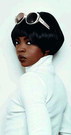 obsexxed:    Lauryn Hill    Black Girls Killing ItShop BGKI NOW