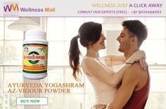 ‎AZ‬-‪‎Vigour Powder‬ is packed with the goodness of ‪Natural Herbs‬ that gives energy and stamina Visit http://goo.gl/47aHPU Tel : 9022044002 Price : ₹320.00 Sold by: Ayurveda Yogashram Remedies Pvt. Ltd. SKU: AYAVPD1. Category: Sexual Health