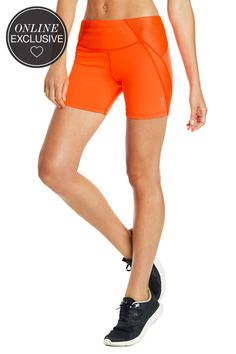 Zeeta Short Tight | The February Collection | New In | Shop | Categories | Lorna Jane US Site