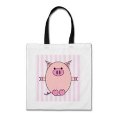 ==>>Big Save on          	Piggy Power - Pink Piggies and Stripes Bag           	Piggy Power - Pink Piggies and Stripes Bag We have the best promotion for you and if you are interested in the related item or need more information reviews from the x customer who are own of them before please follo...Cleck Hot Deals >>> http://www.zazzle.com/piggy_power_pink_piggies_and_stripes_bag-149519303955790002?rf=238627982471231924&zbar=1&tc=terrest