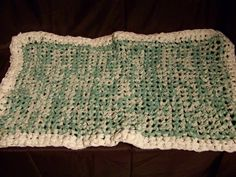 Beautiful Hand Crocheted Rugs by TonyandLyndie on Etsy, $12.00