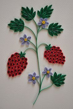 1000+ images about Paper quilling on Pinterest | Quilling, Paper ...