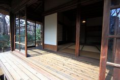 traditional japanese farmhouse   Japanese traditional style farm house / 農家(のうか)   Flickr ...