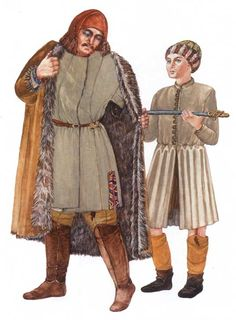 Discussion on ancient Hungarian wear | Steppe History Forum