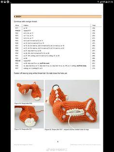 Crochet Deer, Crochet Animals, Crochet Toys, Knit Crochet, Crochet Brooch, Crochet Doilies, Crochet Flowers, Diy Crochet Patterns, Crochet Projects