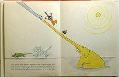 The Magic Paintbox, 1962 -  Denise and Alain Trez