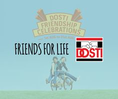 Dosti logo designed by Young