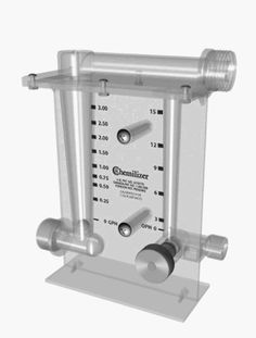 Chemilizer Products FG6306 Injection Control 3 Gph-Oph Panel by Chemilizer Products. $87.75. Design is stylish and innovative. Satisfaction ensured.Great gift idea. 3 ounces to 3 gallons per hour - uses 1: 100 pump.. Save 23% Off!