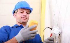 If you have some electrical work that needs to be done around your home, then you should hire an #electrician to immediately come and fix the problem.
