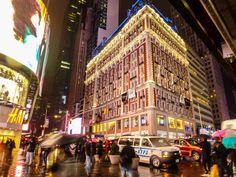 New York Times Square, Street View, New York, Travel, Fotografia, New York City, Viajes, Traveling, Nyc