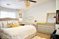 Nurseries in the Master Bedroom