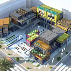 outdoor #foodcourt in Ajman DUBAI