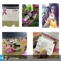 #Repost from @lenieaa with @repostapp @ymcofficial @activelife_daman —  Circuits on the circuit for Breast cancer  #breastcancer#awarness#charity#event #goyas #ymcofficial #adfbma #activelife_daman #pink #breastcancer #uaefitnessmovement