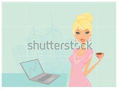 beautiful-secretary-working.jpg (450×343)