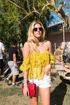 50 summer outfit ideas from Coachella to inspire your look this weekend: