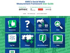 AMEC Social Media Measurement Framework - CMS / WordPress / Responsive