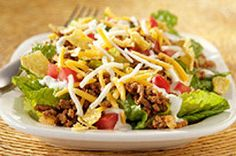 Cette salade saine sera un succès assuré lors de votre prochaine « fiesta » familiale!