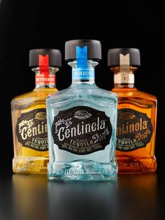 centinela-tequila-bottle