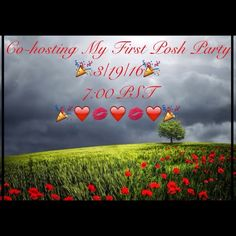 AHHHHHHHH So Excited 3/19 7:00 PST I'm co-hosting my very first Posh party on Saturday 3/19/16 7:00 PST I'm looking forward to finding some amazing party picks and making sure they get the ❤️❤️❤️ they deserve. Let me know what your favorite items are so they can be considered for host picks (I can do up to 100, so I'll need all the help I can get). This is a wonderful new experience for me and I can't wait to share it with this great community Other
