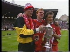 Aberdeen v Celtic 1990 Scottish Cup Final - Extra Time Pens Football Videos, Football Gif, Hampden Park, Aberdeen, Finals, Pens, Celtic, Final Exams