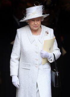 Queen Elizabeth, Nov. 2007 in Rachel Trevor Morgan