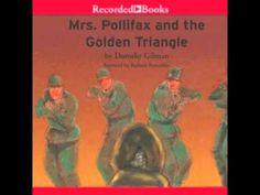 Audiobook Narrator Barbara Rosenblat ELUSIVE MRS. POLLIFAX Gilman - YouTube