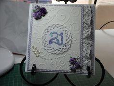 For a lovely girls 21 Birthday