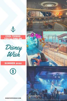 Disney Wish cruise ship: what you need to know - information about when booking is available, sailing dates and itineraries, and look at the staterooms, restaurants, activities, and more! Disney World Packing, Disney Cruise Tips, Cruise Vacation, Disney Vacations, Travel With Kids, Family Travel, Disney Wishes, Disney Planning, Disney Dream