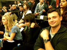 Tom Welling at the Derby in Austin, TX (Feb 10, 2013)